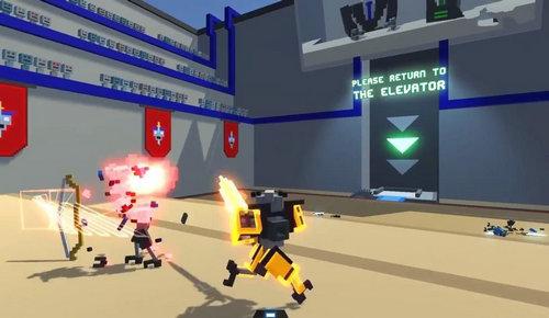 超级机器人大乱斗手机版