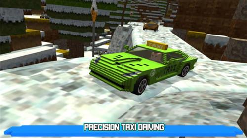 像素出租车游戏下载