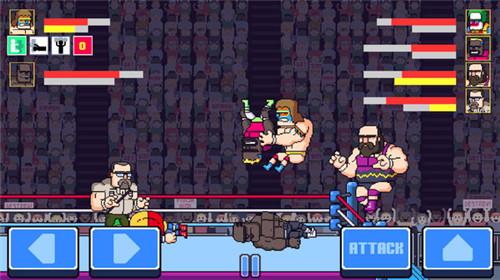 疯狂城市摔跤无限金币版下载