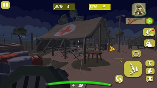 战争僵尸模拟器最新完整版下载