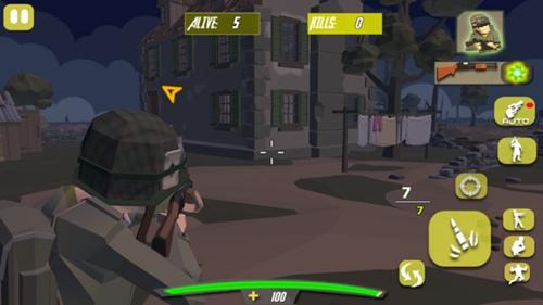 战争僵尸模拟器最新完整版