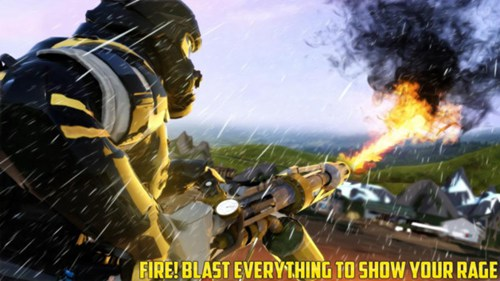 火焰喷射模拟器游戏下载