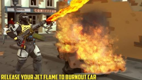 火焰喷射模拟器无限金币版下载