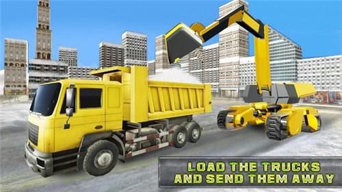 大雪犁卡车最新版