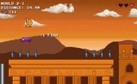像素猫冒险完整版