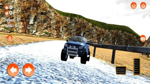 林地卡车模拟游戏最新版下载