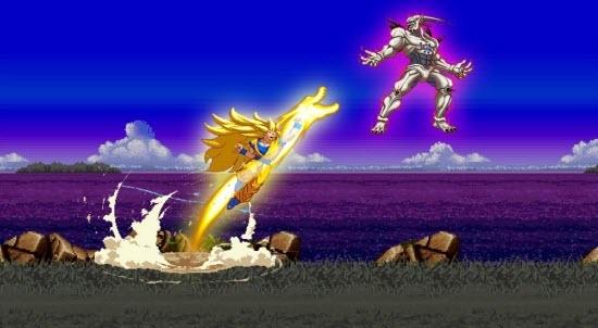 龙珠Z超级悟空战斗手机完整版