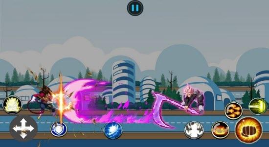 龙珠Z超级悟空战斗手机完整版下载