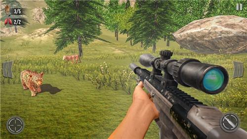 野鹿狩猎丛林射手手机官方版下载