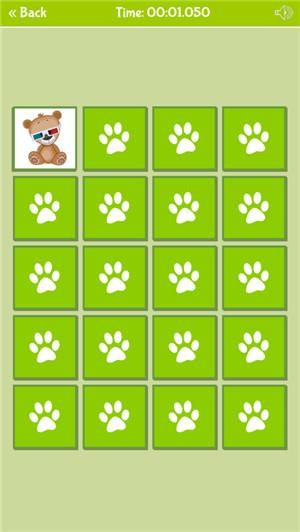 记忆游戏有趣的动物苹果手机版下载