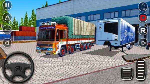 真正的越野货车最新汉化版