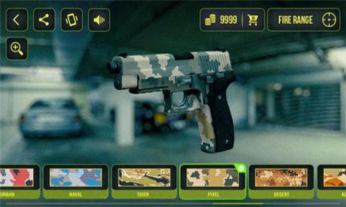 模拟武器制造官方最新版