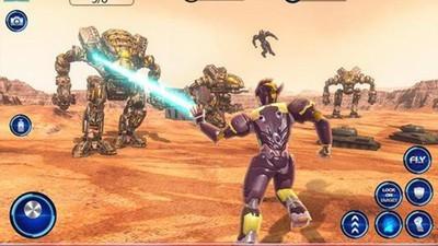 美国未来英雄游戏最新中文版
