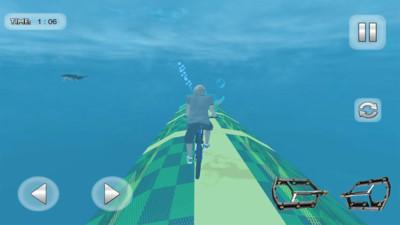 海底特技自行车安卓最新版