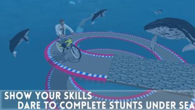 海底特技自行车安卓最新版下载
