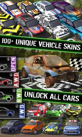 拉力赛跑手机最新版下载