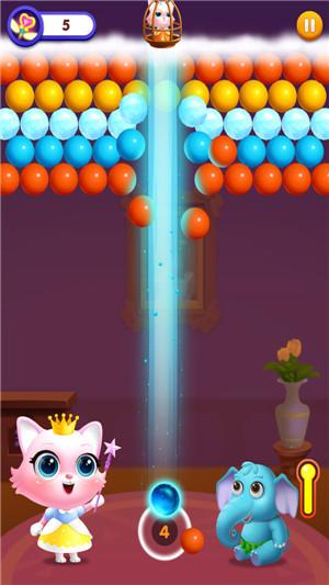 猫岛泡泡龙安卓版游戏