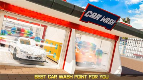 豪车清洁模拟器中文汉化版下载