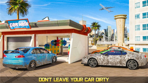 豪车清洁模拟器游戏中文版下载