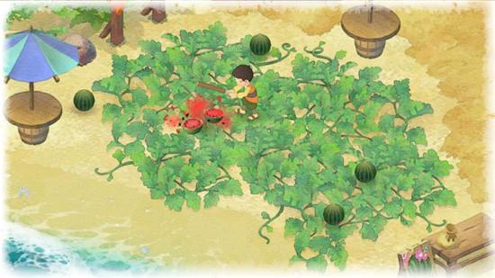 哆啦a梦大雄的牧场物语手游版