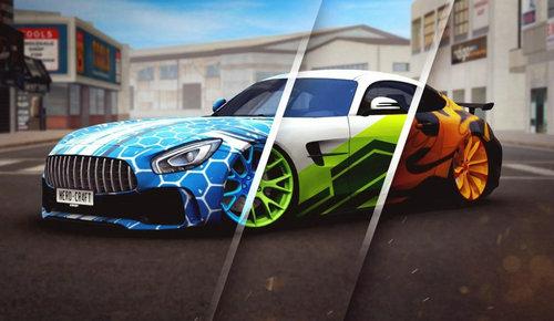 大街赛车之旅游戏免费版下载