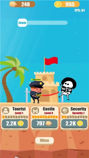 城堡建造者手机游戏无敌版下载
