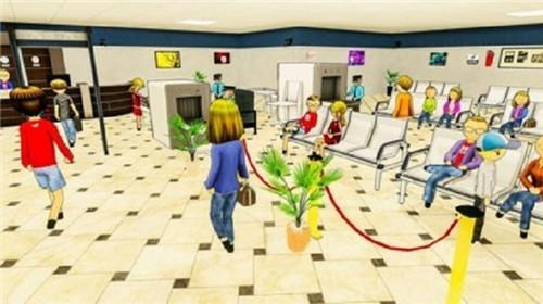 火柴人机场安检手机最新版下载