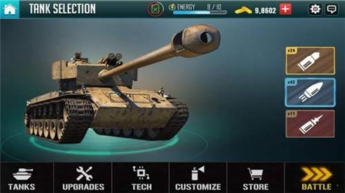 坦克战争机器手机正式版下载