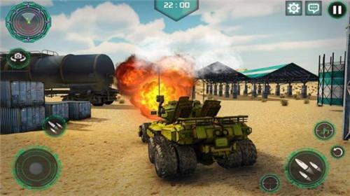 坦克战争机器手机正式版