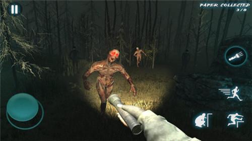 恐怖森林奶奶手机版游戏下载