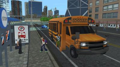 校车驾驶室模拟器游戏安卓版下载