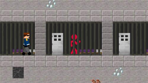 火柴人像素越狱手机版游戏下载