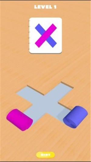 彩色卷层解谜游戏安卓版