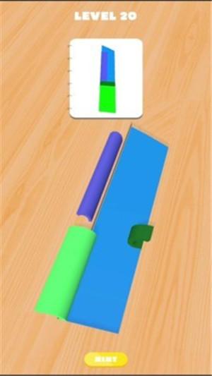 彩色卷层解谜游戏下载