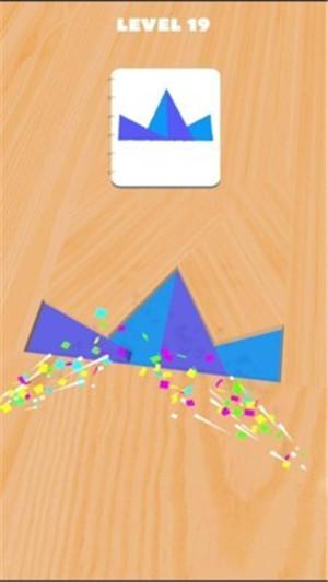 彩色卷层解谜游戏