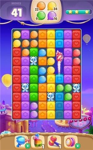 方块碰撞消消消游戏下载