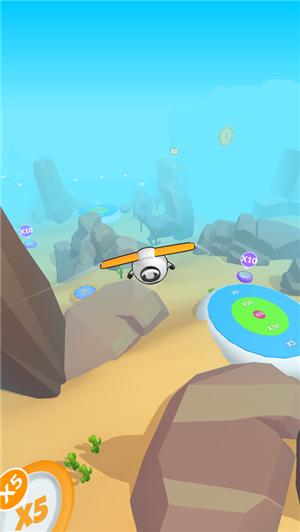 超能滑翔机3d官方苹果版