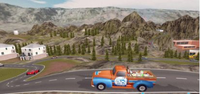 越野卡车模拟驾驶手机最新版