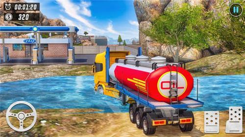 越野油罐车游戏最新版下载