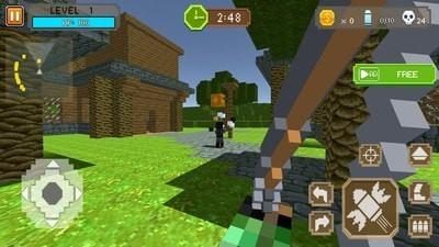 像素射击求生游戏安卓版下载