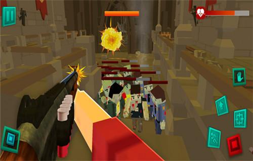 僵尸像素战士3D安卓官方版