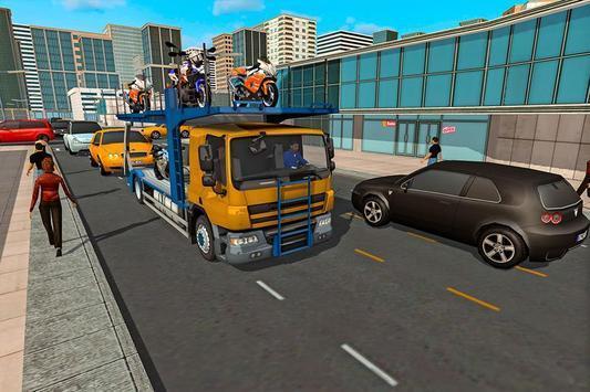 运输车大卡车安卓中文版下载