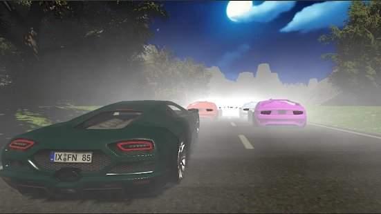 高质量3d赛车安卓免费版
