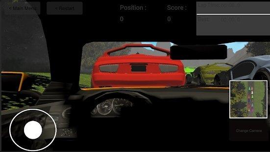 高质量3d赛车游戏免费下载