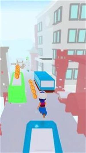 雪赛跑者游戏下载