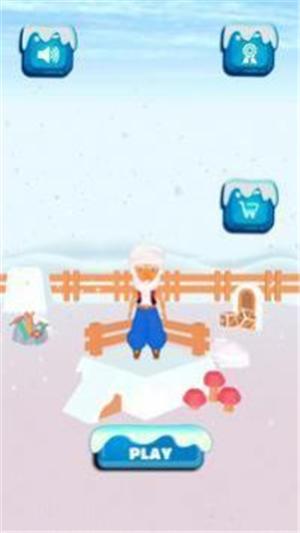 雪赛跑者游戏