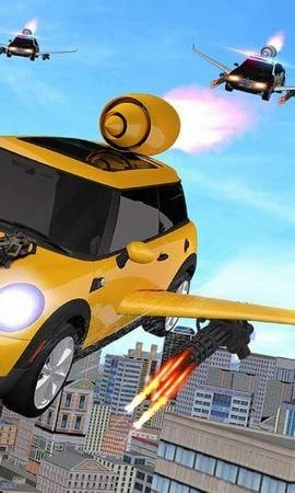 飞行汽车世界官方安卓版