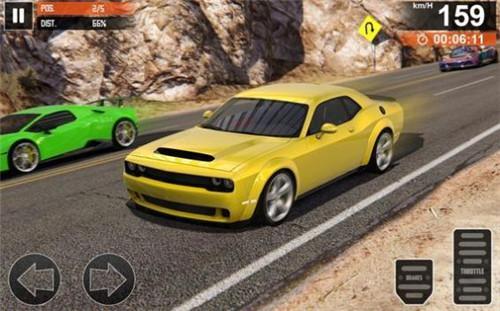 山地赛车疯狂赛车手机版最新版