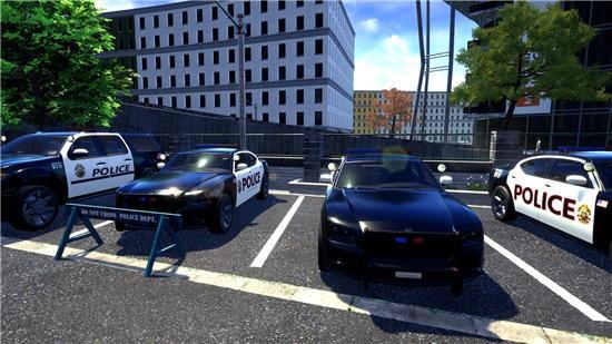 警官3D模拟器汉化版