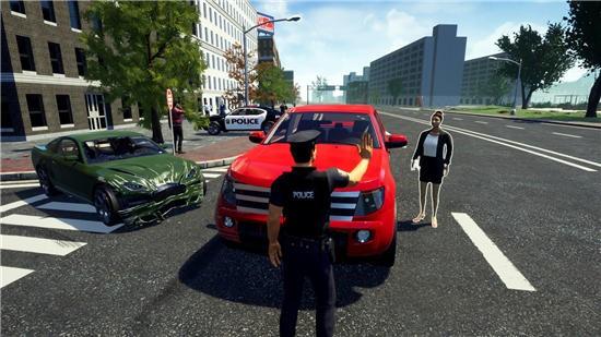 警官3D模拟器中文版下载